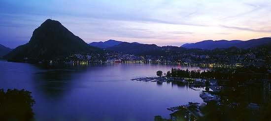 Europees restaurants in Lugano