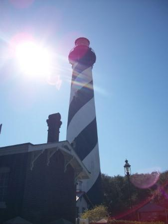 St. Augustine Lighthouse & Maritime Museum: St Augustine Lighthouse, FL