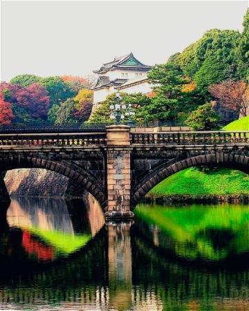 Imperial Palace: Royal Palace...Tokyo, Japan