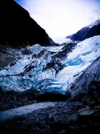 Bilde fra Fox Glacier