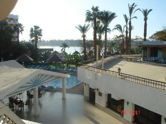 Pyramisa Isis Hotel & Suites Luxor: wow