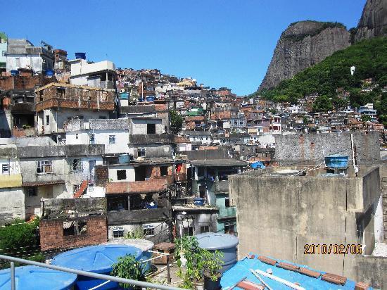 Rio de Janeiro, RJ: Beauty and Squalor