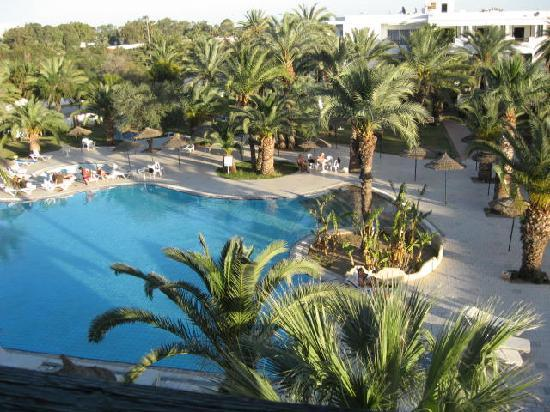 Nerolia Hotel & Spa : our pool view