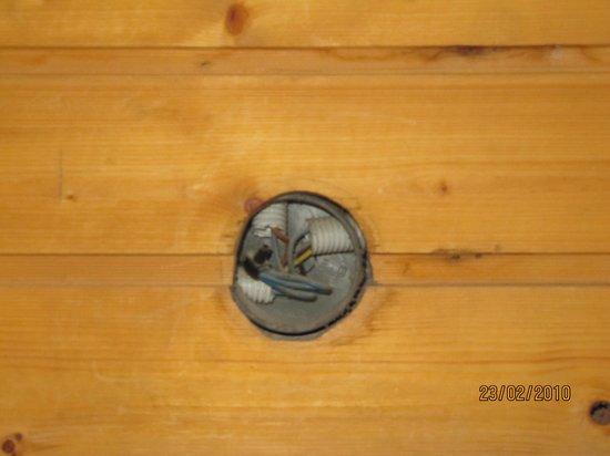Alpenresidenz Ballunspitze: safety electric