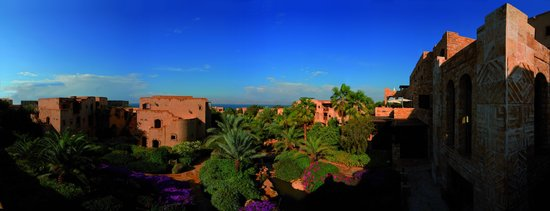 Movenpick Resort & Spa Dead Sea: Hotel View from Guest Rooms in Main Building