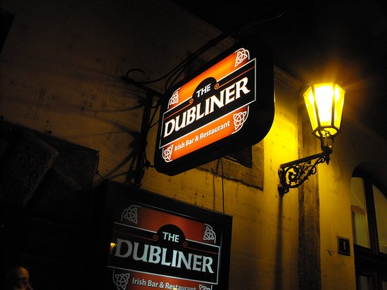 ‪The Dubliner Irish Bar‬