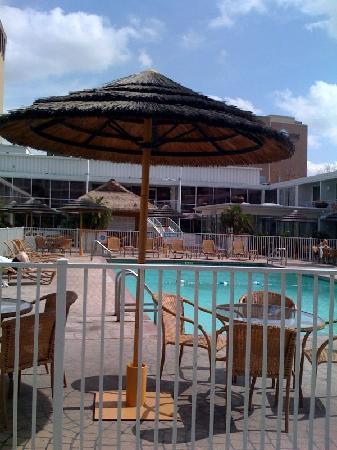 El Tropicano Riverwalk Hotel: pool