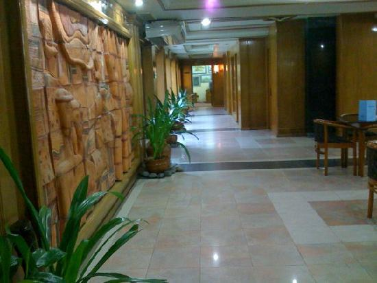 Hotel Agrabad: Lobby Area