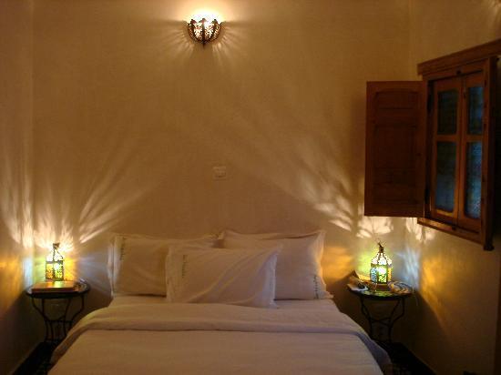Dar Houdou Guest House: habitación de la terraza