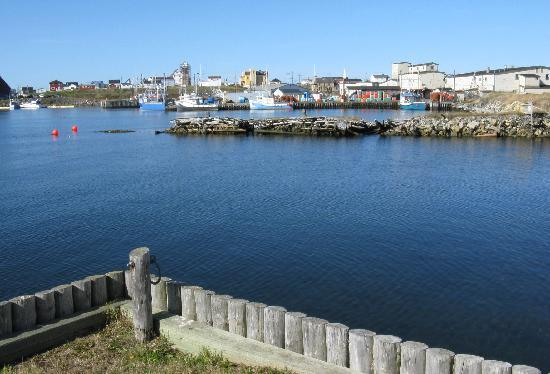 Bonavista, Kanada: From Our Balcony