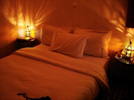 Dar Houdou Guest House: detalle de la habitación