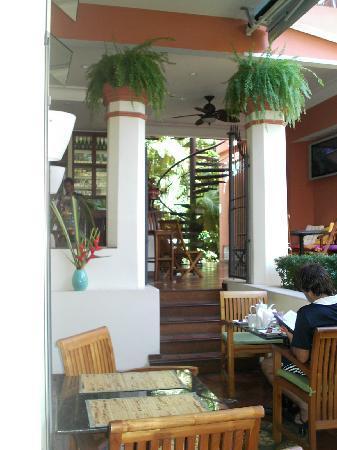 Hotel Casa do Amarelindo: casa do amarelindo restauran t/ bar