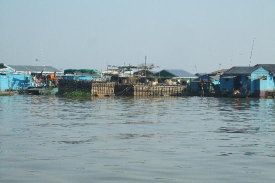 Happy Angkor Wat Tour: Tonle Sap
