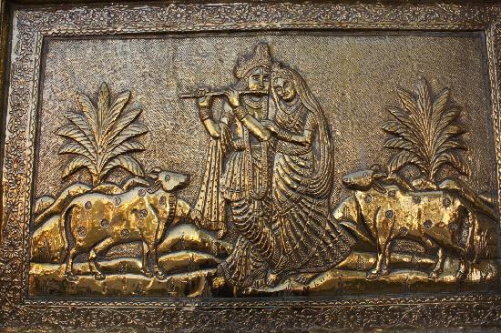 Umaid Mahal: decoration