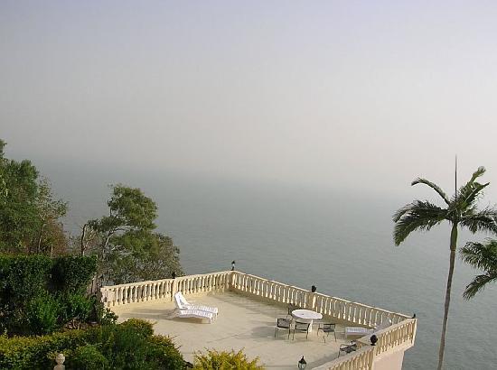 A Villa Gail has true ocean views right outside your windows!