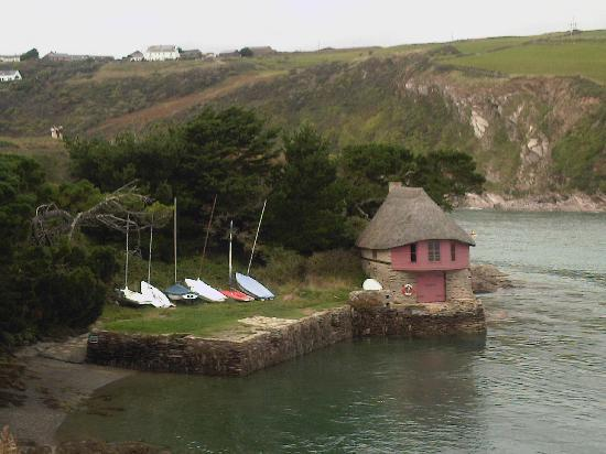 Bigbury-on-Sea, UK: Fairytale little hidden gem