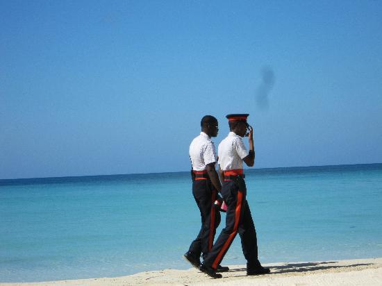 Nirvana on the Beach: Patrolling the Beach