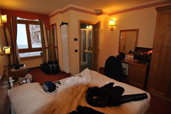 Grand Hotel Paradiso: camera standard