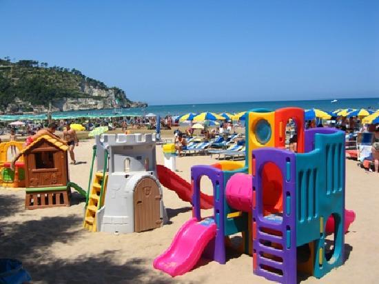Villaggio Camping Bellariva: spiaggia