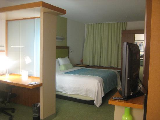 SpringHill Suites Oklahoma City Moore: Suite