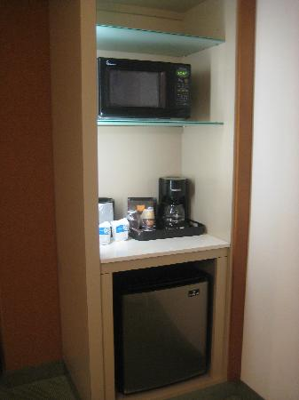 SpringHill Suites Oklahoma City Moore: Pantry