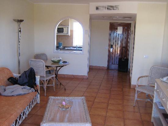 Cuisine Et Salon Picture Of Sol Barbacan Hotel Playa Del