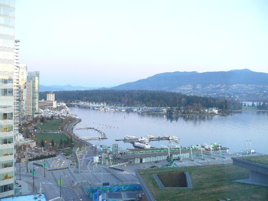 Fairmont Pacific Rim: View from Suite towards Stanley Park