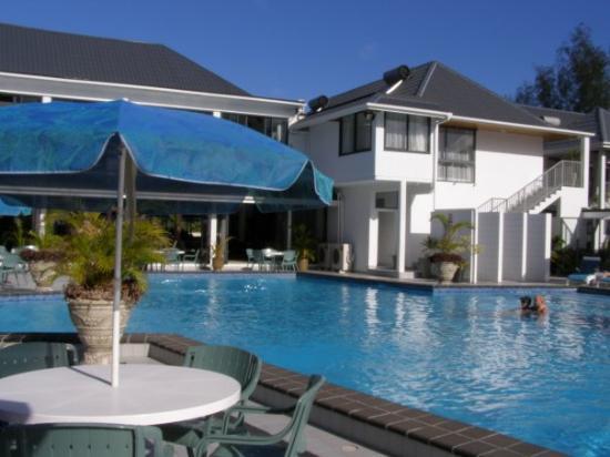 Rarotonga, Cook Island - Muri beach club hotel