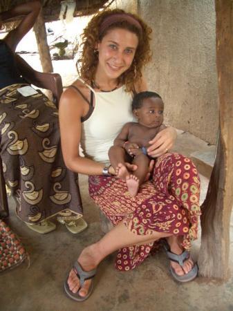 Kedougou, Sénégal : con saly en senegal