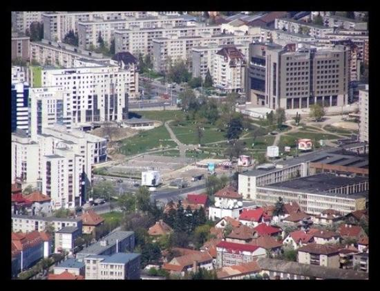 Brasov, Romania: New city center