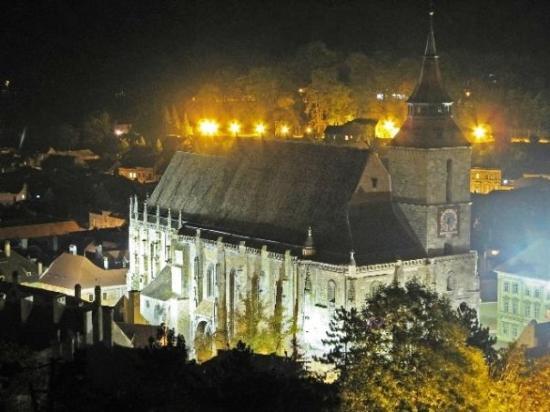 Brasov, Romania: The Black Church