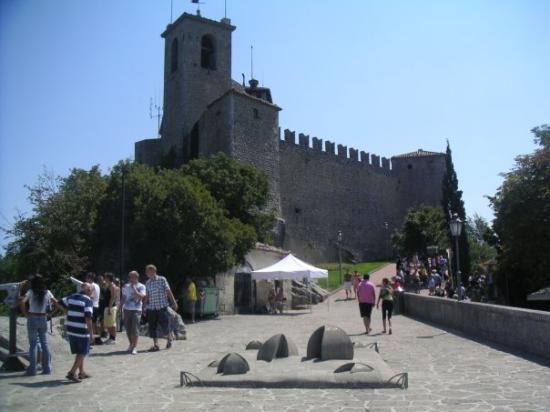 Bilde fra City of San Marino