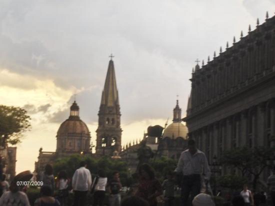 Bilde fra Guadalajara