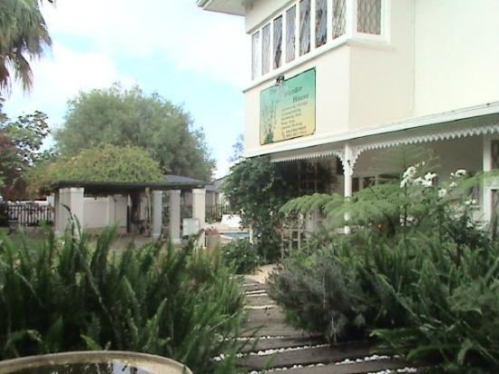 Hermanus, Südafrika: Lavender House. Rita looked after us here.