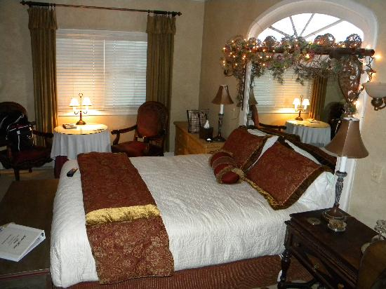 South Fork, CO: The beautiful bed!