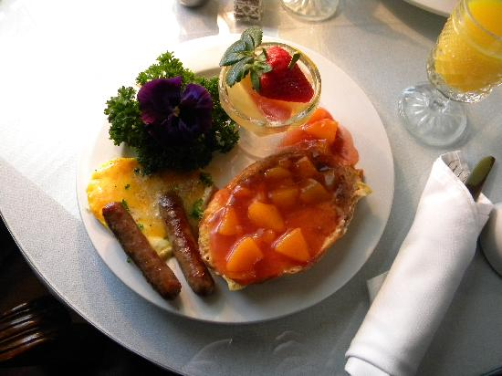 South Fork, Колорадо: The best breakfast ever!