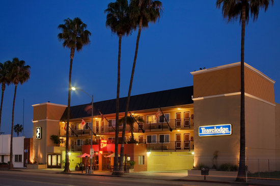 Travelodge Culver City, near Marina Del Rey, Venice Beach, Santa Monica and Westwood