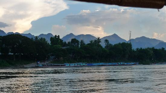 Hotel Amantaka: Mekong River