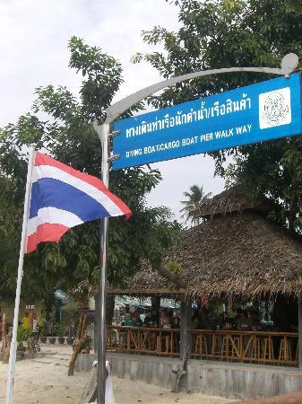 Ko Phi Phi Don, Thailand: ピピ島