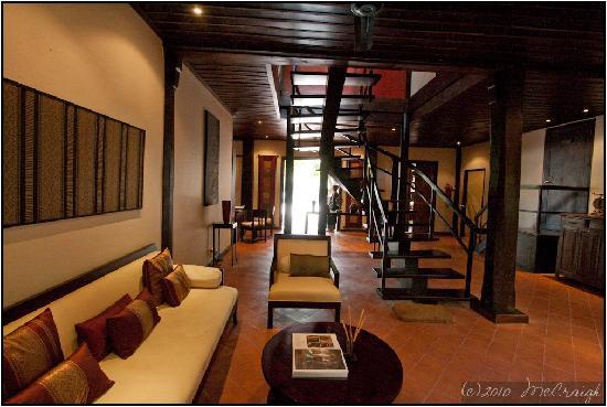 Hotel 3 Nagas Luang Prabang MGallery by Sofitel: 3 Nagas Lobby