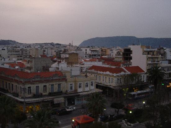 Arkadi Hotel: Balcony view #2