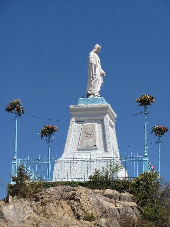 Hotel Los Andes: El Cerro de la Virgen