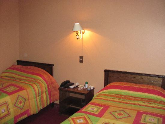 Bedroom at Hotel Los Andes