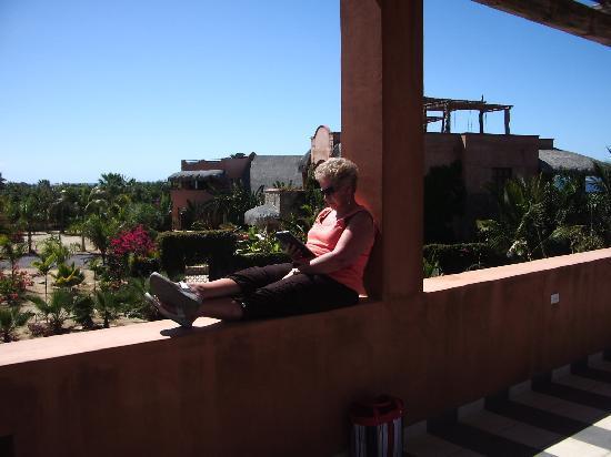 Rancho Pescadero: Sharon and Kindle