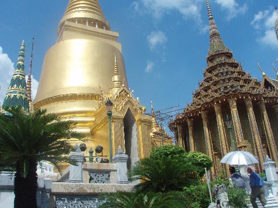 Wat Phra Kaeo-tempelet: エメラルド寺院