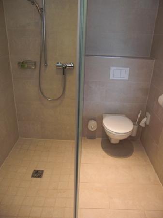 Wc Mit Dusche dusche wc picture of villa seilern vital resort bad ischl