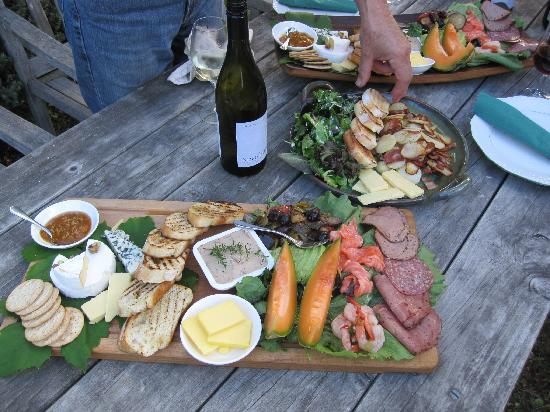Marlborough Bed & Breakfast: The Amazing Antipasto Platter!