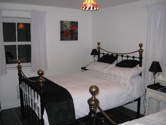 South Aran House: My room at the South Aran B&B