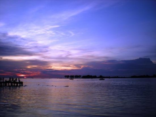 Jakarta, Indonesia: menjelang senja