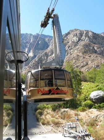 Palm Springs Aerial Tramway: Palm Springs Tram